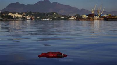 Deportistas extranjeros enferman a causa de la suciedad de las aguas de Rio