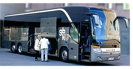 Un niño alemán roba un autobús, hace la ruta y los pasajeros ni se dan cuenta