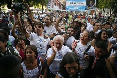 Comunidad argentina y latinoamericana en México repudia a Macri por persecución a Hebe de Bonafini