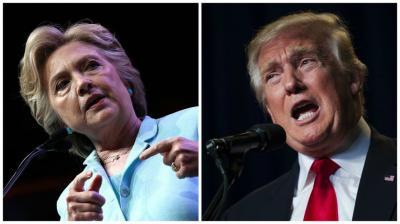 """Las """"ideas"""" de Clinton y Trump para América Latina"""