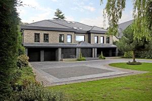 La increíble mansión de Zlatan Ibrahimovic en Inglaterra: Pagará 21,5 mil dólares al mes