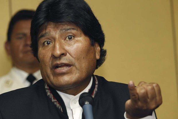 """Evo Morales: países con Fuerzas Armadas subordinadas a """"imperialismo"""" no tienen dignidad"""