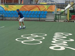 Cuevas a segunda ronda en Rio