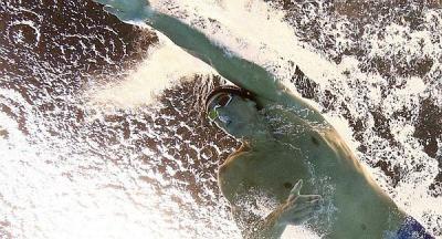 Phelps gana su primera medalla dorada en Río, la 19° en su carrera