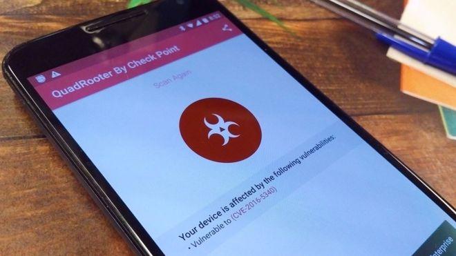 La grave falla que afecta a 900 millones de teléfonos Android