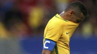 Fútbol: abucheos a Brasil por el empate sin goles ante Irak en las Olimpiadas de Río 2016