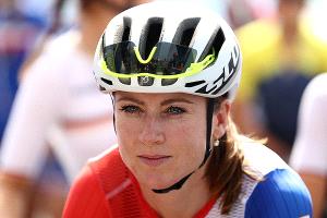 Brutal caída de ciclista holandesa en Río terminó con tres fracturas vertebrales