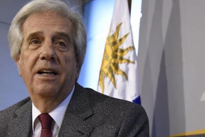 """""""Uruguay es libre y soberano y no está sometido a ninguna presión en el Mercosur"""", dijo Vázquez"""