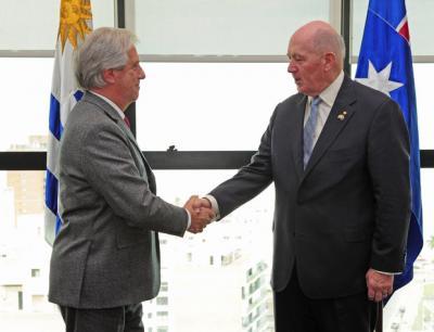 Vázquez confirmó viaje a Australia para fortalecer el intercambio comercial y de conocimientos sobre agro