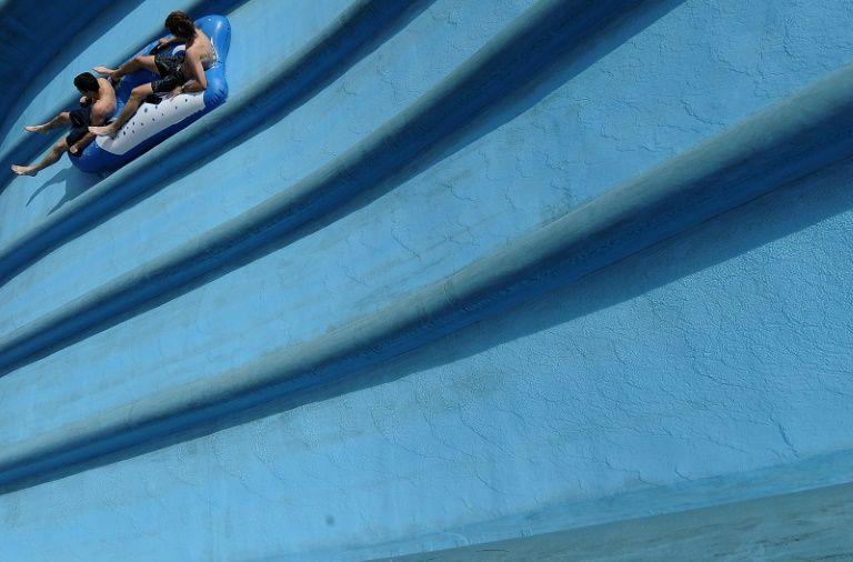 Un niño de 10 años muere en el tobogán acuático más alto del mundo en EEUU