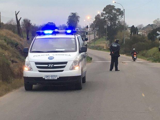 Motociclista falleció tras chocar con contenedor de basura en Boiso Lanza