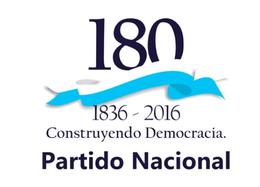 Partido Nacional festeja sus 180 años