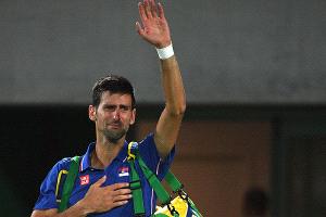 Las lágrimas de Djokovic tras quedar eliminado que conmovieron a todos en Río