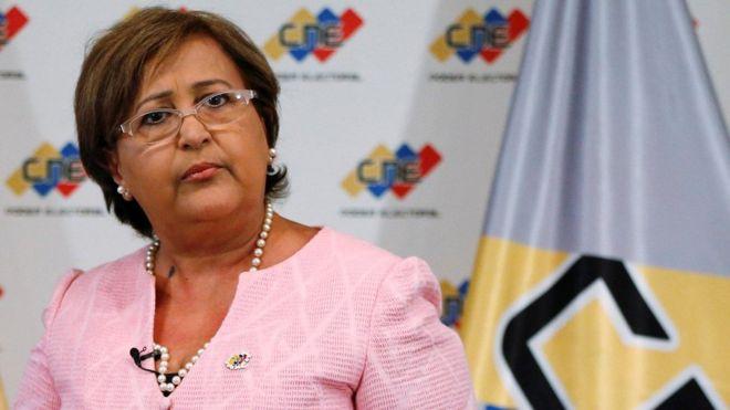 Venezuela: recolección de firmas para activar el referendo revocatorio podría realizarse a finales de octubre
