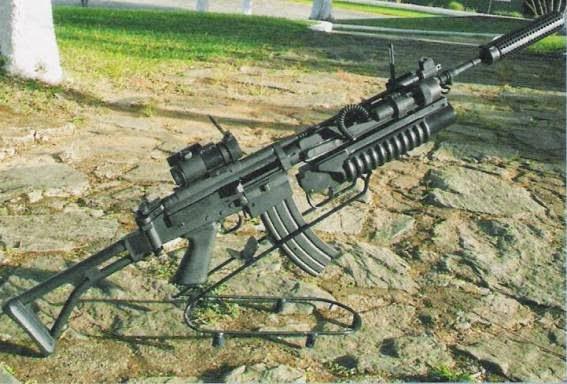 Robaron un fusil de guerra del Batallón 10 de Treinta y Tres