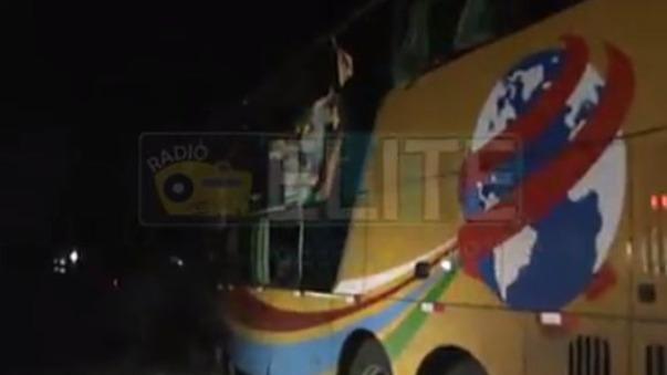 20 muertos y decenas de heridos al chocar dos ómnibus en Perú
