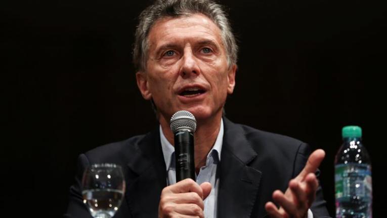 """Macri: """"Venezuela no tiene derecho a la presidencia de Mercosur"""""""