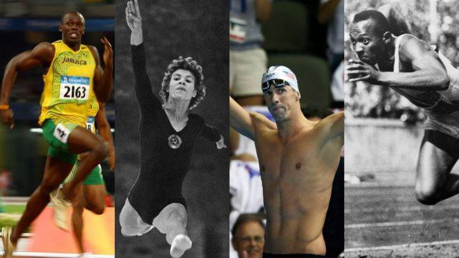 ¿Quién es el deportista olímpico más grande de todos los tiempos?