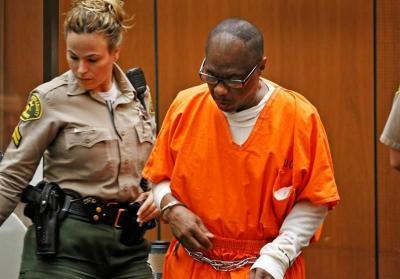 Condenan a muerte al asesino en serie de mujeres en Los Ángeles conocido como Dormilón Siniestro