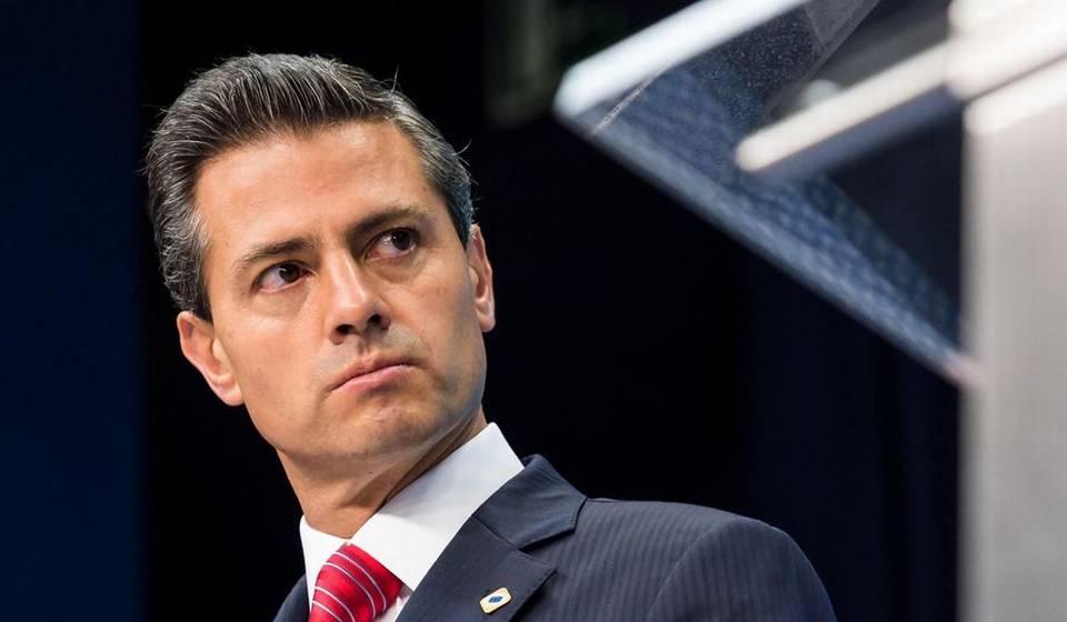Desaprobación de Peña Nieto en México llega a máximos históricos entre ciudadanos
