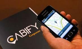 Cabify, rincipal competidor de Uber, comenzará a funcionar en setiembre en Montevideo