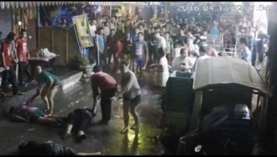 Cuatro muertos y 35 heridos por cadena de explosiones en Tailandia