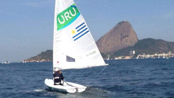 Lola mejoró notoriamente en Río