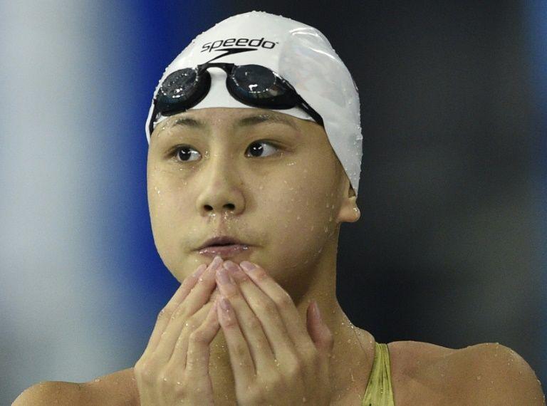 La nadadora china Chen Xinyi da positivo en un test antidopaje en Río