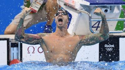 Impresionante historia del campeón de natación de mayor edad