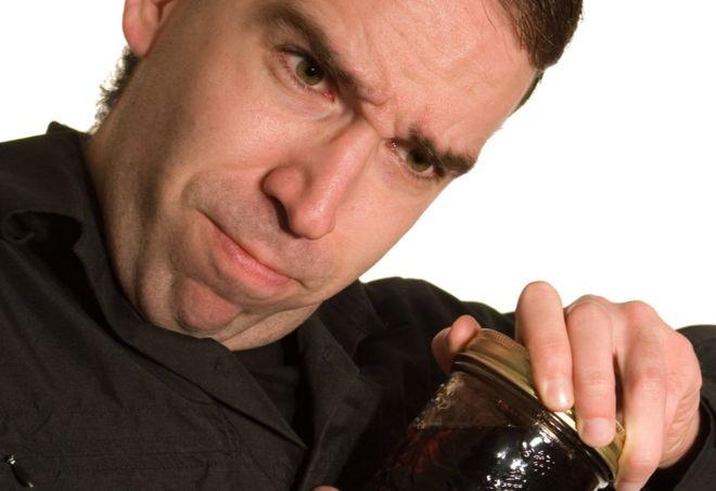 Si no puedes destapar un frasco… preocúpate