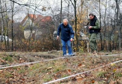 """Cazatesoros lanzan en Polonia la búsqueda del """"tren de oro nazi"""""""