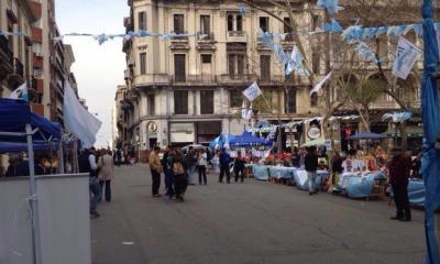 Con una fiesta popular en Plaza Matríz, el Partido Nacional cierra este sábado los festejos por sus 180 años