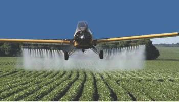 Canelones multa con más de 1 millón de dólares a productor rural por fumigación ilegal