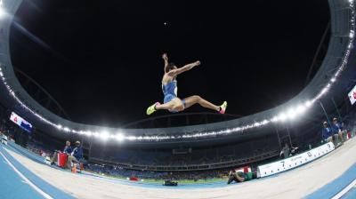 El salto de Lasa fue la mejor actuación del atletismo uruguayo en la historia de los Juegos Olímpicos.