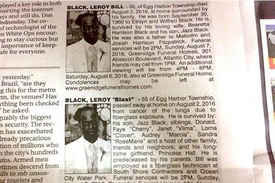 Infidelidad de fallecido sale a la luz cuando viuda y amante publican obituarios en el mismo diario