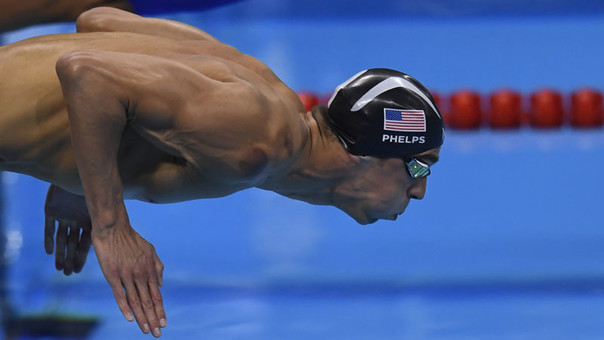 Phelps se retiró de la natación con su medalla de oro 23 en Juegos Olímpicos