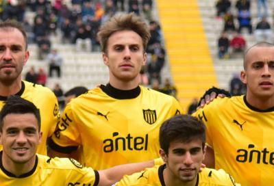 Los 21 de Peñarol para enfrentar a Sportivo Luqueño; Guzmán Pereira descartado y Bressan en duda