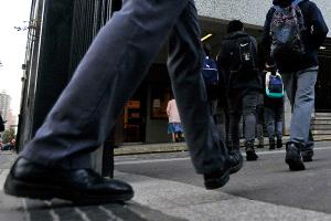 Denuncias por maltrato a escolares en Chile aumentan 28% durante el primer semestre