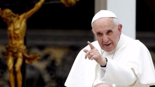 """Papa Francisco llama la atención al mundo por su """"silencio vergonzoso"""" sobre Congo"""