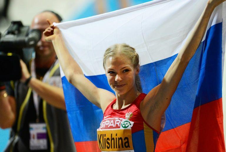 Rusia festeja: Darya Klishina ganó apelación y competirá en los Juegos de Rio-2016