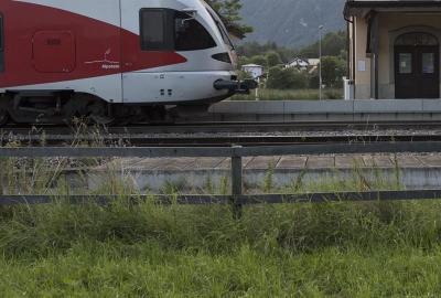 Tres pasajeros acuchillados en un ataque en un tren austríaco