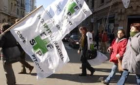 Trabajadores de la salud pública paran 24 horas este miércoles