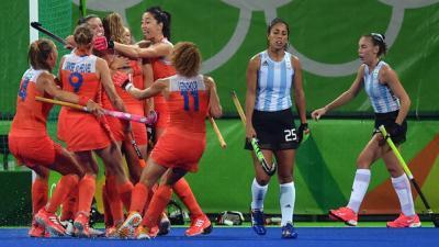 Las Leonas quedaron eliminadas a manos de Holanda en hockey