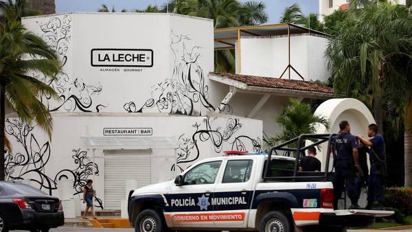 México: Un grupo armado secuestra a 12 personas de pleno centro turístico de Puerto Vallarta