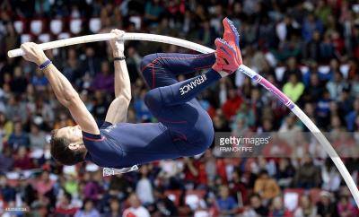 Atleta francés perdió el oro y comparó al público con los nazis