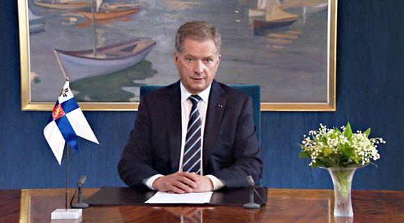 """Presidente de Finlandia: """"Las experiencias de empresarios en Uruguay han sido muy positivas"""""""