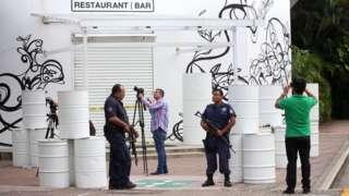 """Un hijo de Joaquín """"El Chapo"""" Guzmán fue secuestrado en restaurante de Puerto Vallarta"""