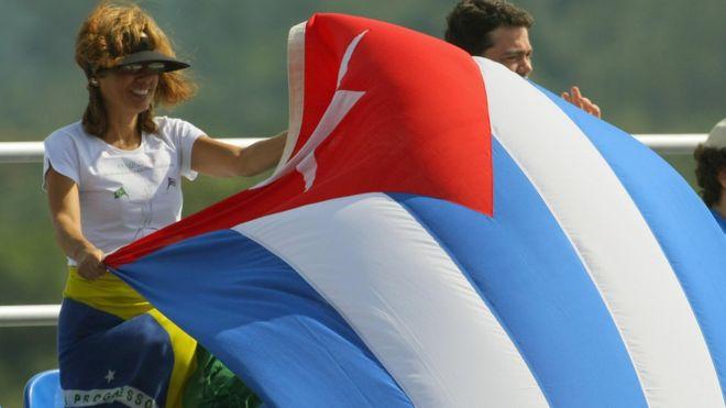 Cuba lidera el medallero de hispanoamérica con tres preseas ganadas en un mismo día