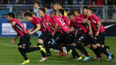 Wanderers derrotó por penales a O'Higgins y sigue en la Sudamericana