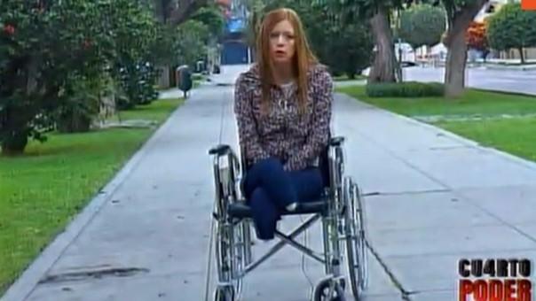 Una peruana entró a hospital por cálculos renales y salió sin manos y pies